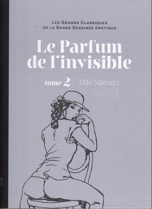 Couverture de Les grands Classiques de la Bande Dessinée érotique - La Collection -2220- Le parfum de l'invisible - tome 2