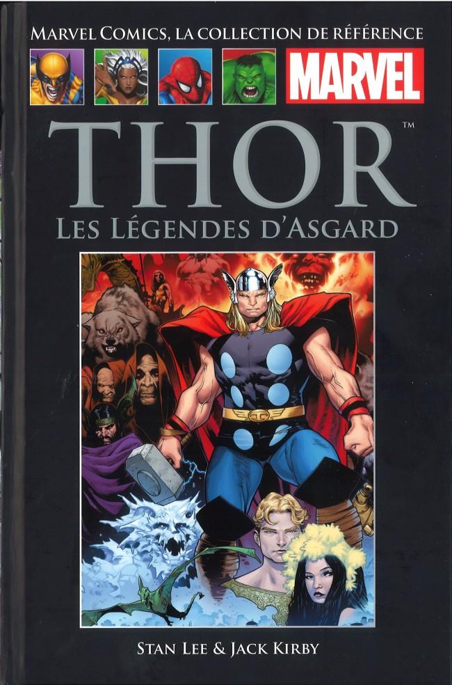 Couverture de Marvel Comics - La collection (Hachette) -79I- Thor - Les Légendes D'Asgard