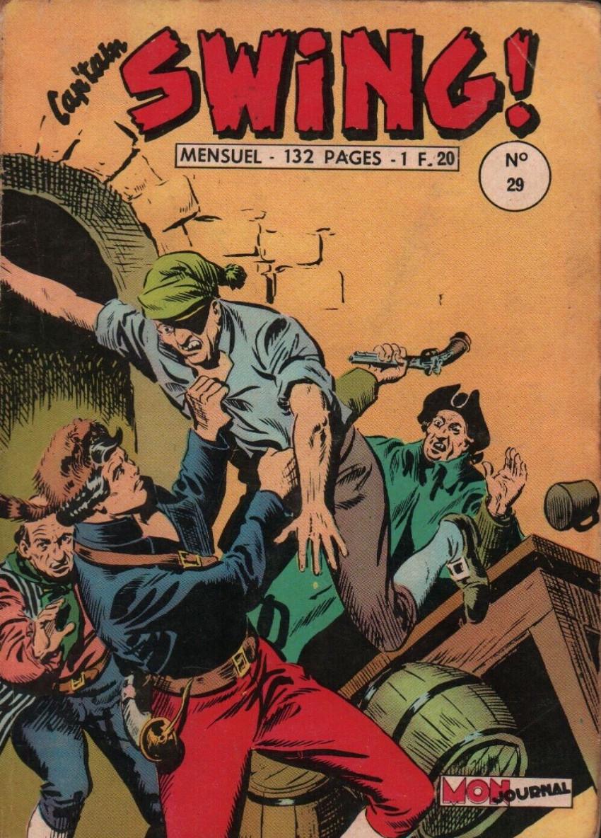 Couverture de Capt'ain Swing! (1re série) -29- La taverne du borgne