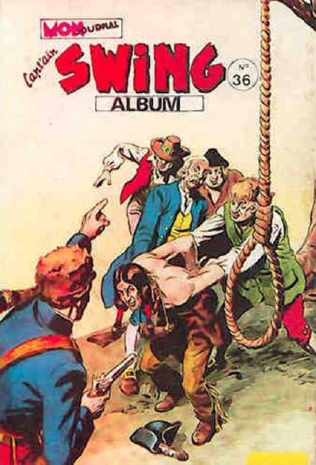 Couverture de Capt'ain Swing! (1re série) -Rec036- Album N°36 (du n°138 au n°140)