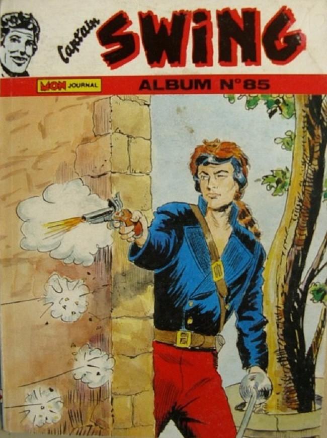 Couverture de Capt'ain Swing! (1re série) -Rec085- Album N°85 (du n°285 au n°287)