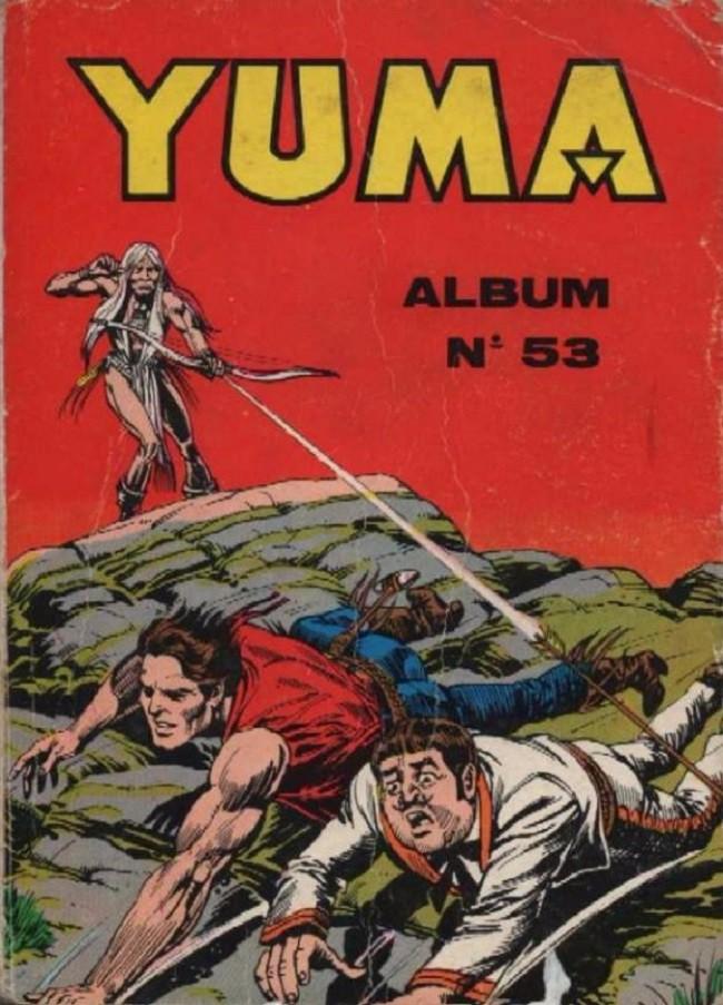 Couverture de Yuma (1re série) -Rec053- Album N°53 (du n°209 au n°212)