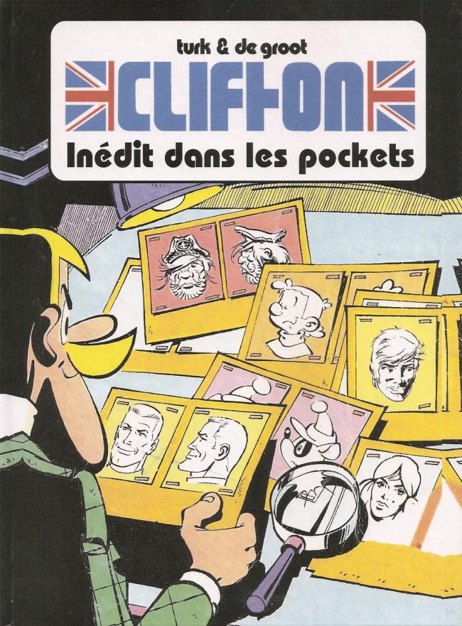 Couverture de Clifton -HS1- Inédit dans les pockets