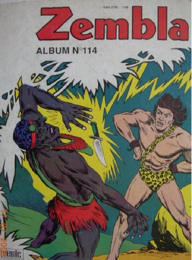 Couverture de Zembla -Rec114- Album N°114 (du n°438 au n°440)