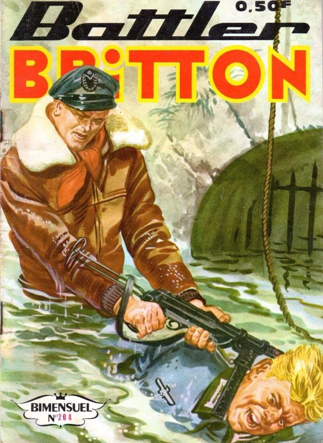 Couverture de Battler Britton -204- Ennemis dans l'ombre