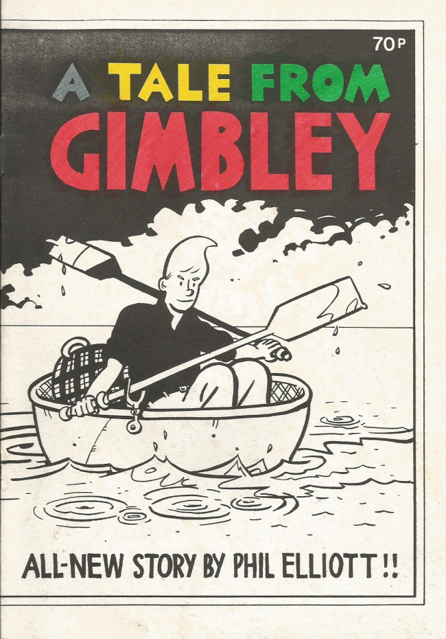 Couverture de A Tale From Gimbley