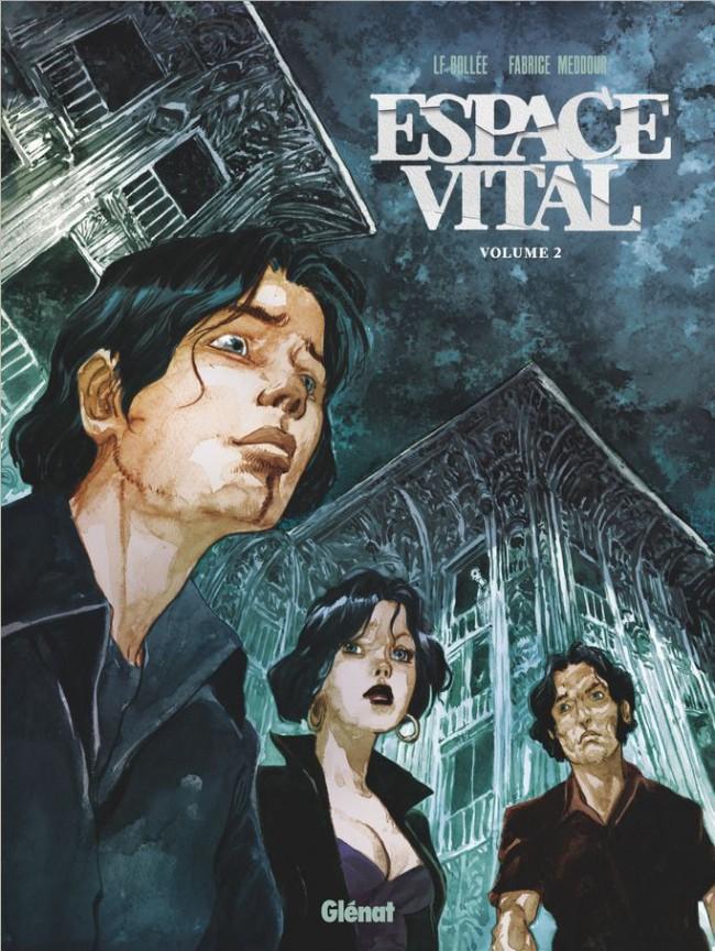 Couverture de Espace Vital -2- Volume 2
