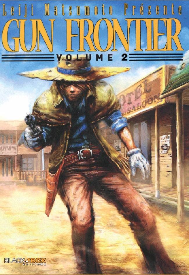 Couverture de Gun frontier -2- Volume 2