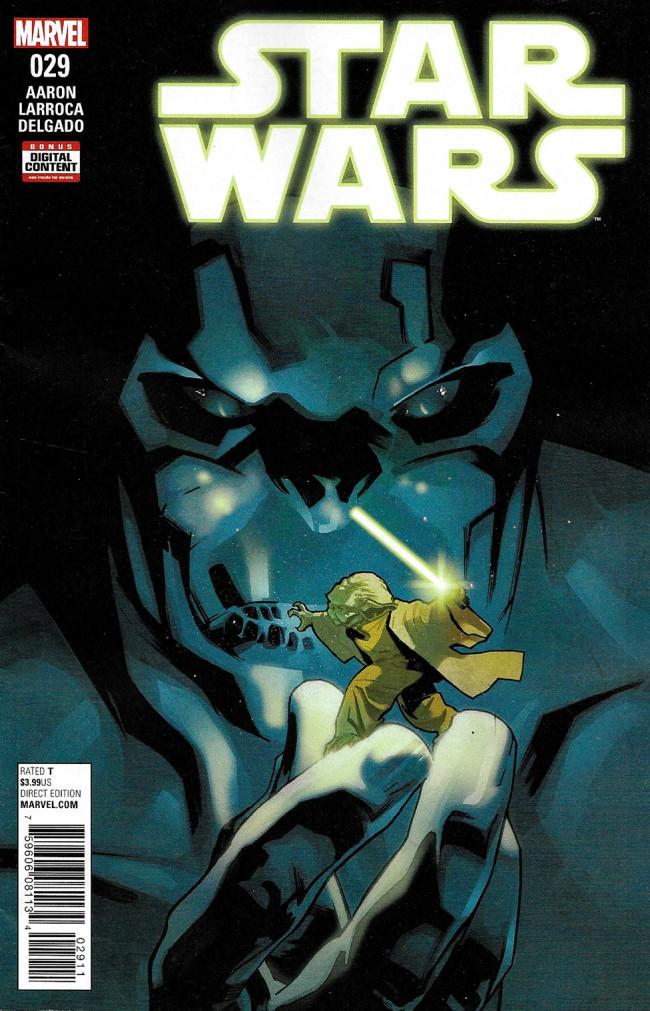 Couverture de Star Wars Vol.2 (Marvel comics - 2015) -29- Book VI, Part IV: Yoda's Secret War