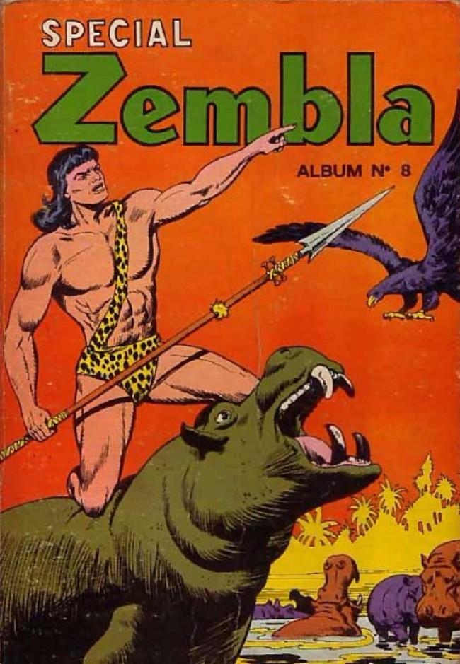 Couverture de Zembla (Spécial) -Rec08- Album N°8 (du n°22 au n°24)
