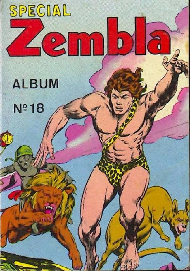 Couverture de Zembla (Spécial) -Rec18- Album N°18 (du n°52 au n°54)