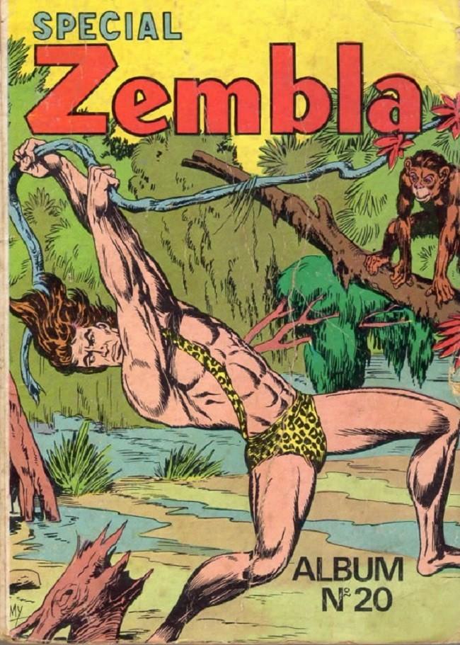 Couverture de Zembla (Spécial) -Rec20- Album N°20 (du n°58 au n°60)
