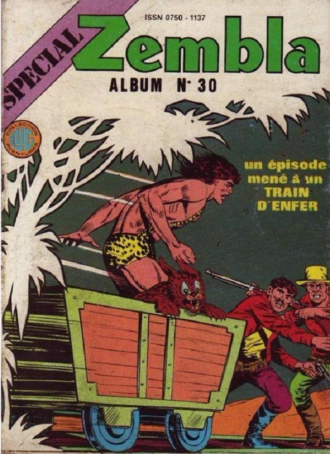 Couverture de Zembla (Spécial) -Rec30- Album N°30 (du n°89 au n°91)