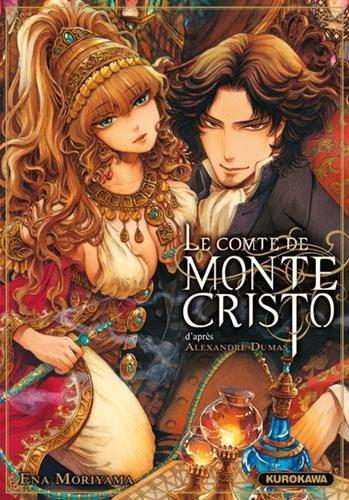 Couverture de Le comte de Monte Cristo