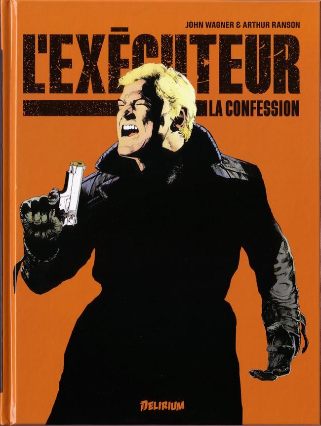 Couverture de L'exécuteur -2- La Confession