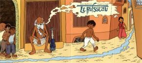 Couverture de Mini-récits et stripbooks Spirou -MR3691- Le ruisseau