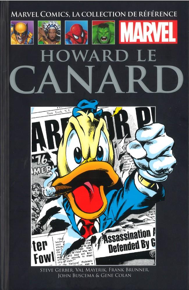 Couverture de Marvel Comics - La collection (Hachette) -80XXVII- Howard le Canard