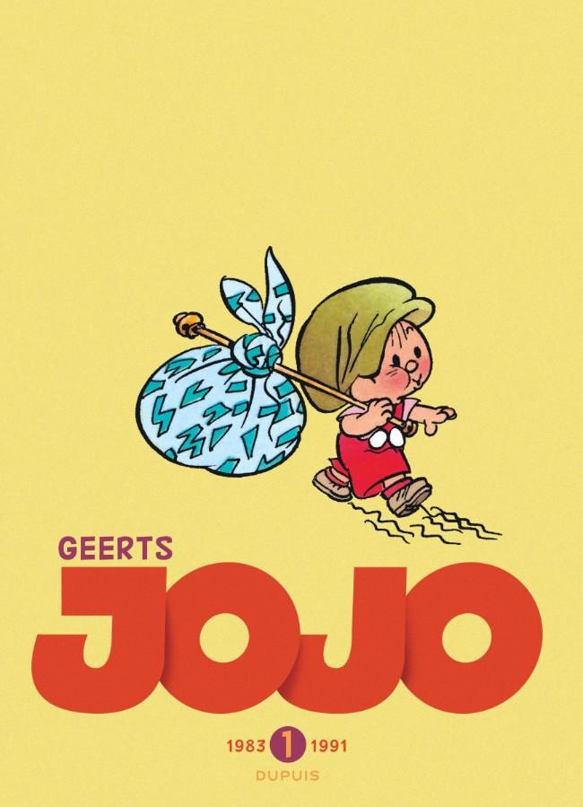 Couverture de Jojo (Geerts) -INT1- L'intégrale (1983-1991)