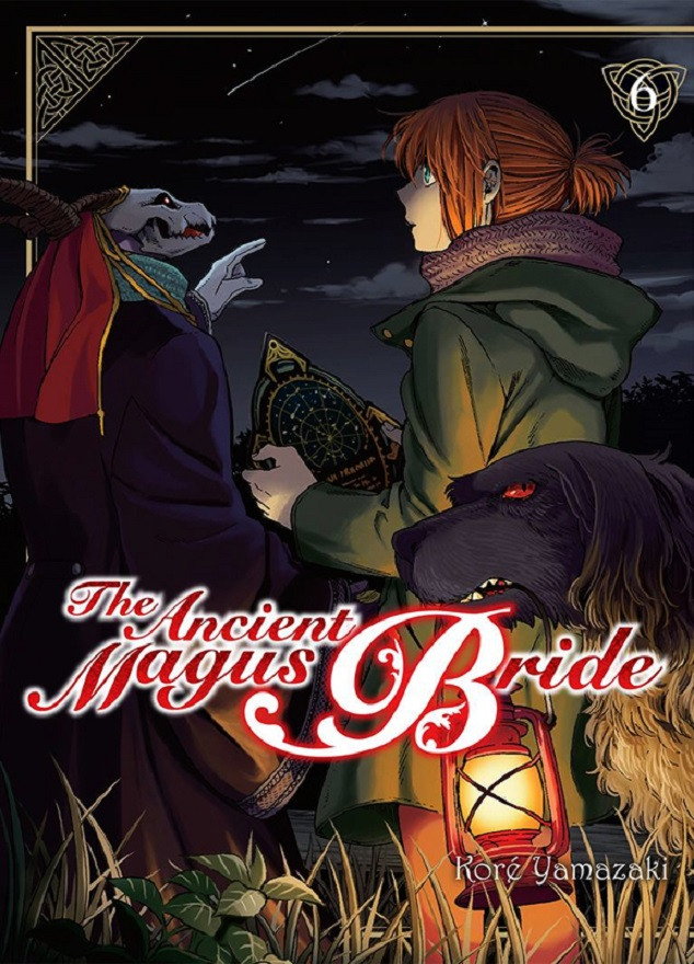 Couverture de Ancient Magus Bride (The) -6- Tome 6