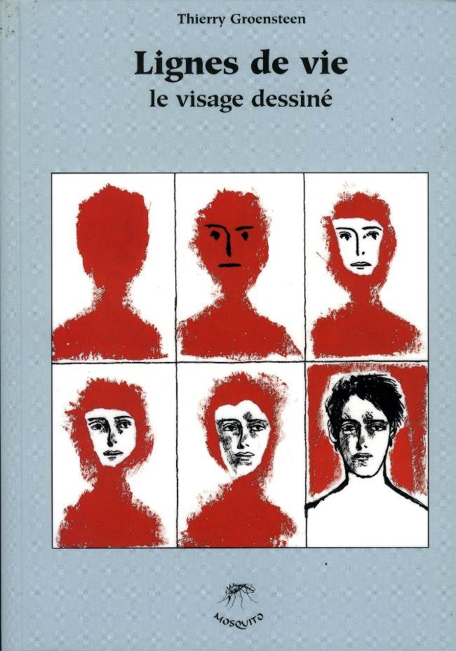 Couverture de (DOC) Études et essais divers - Lignes de vie, le visage dessiné