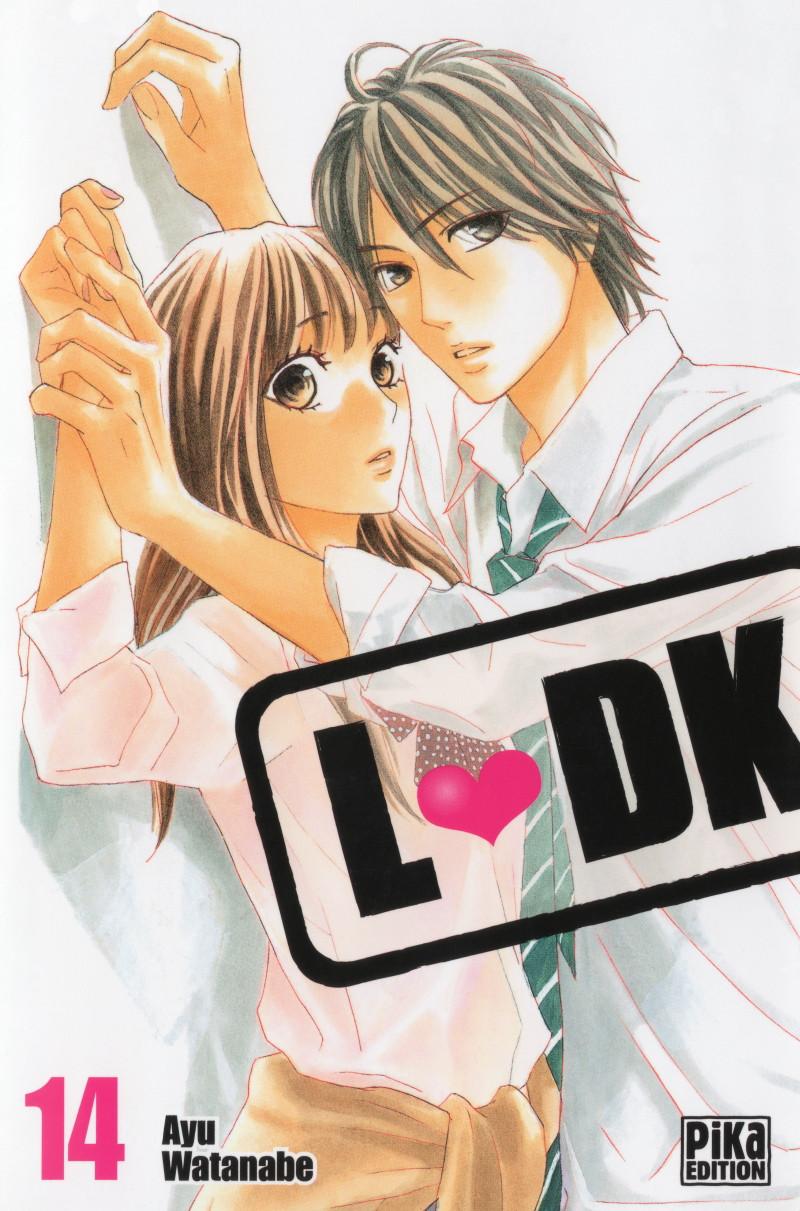 Couverture de L-DK -14- Tome 14