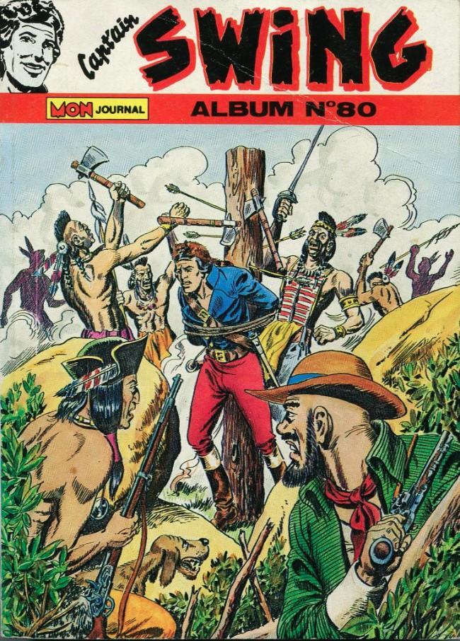 Couverture de Capt'ain Swing! (1re série) -Rec080- Album N°80 (du n°270 au n°272)