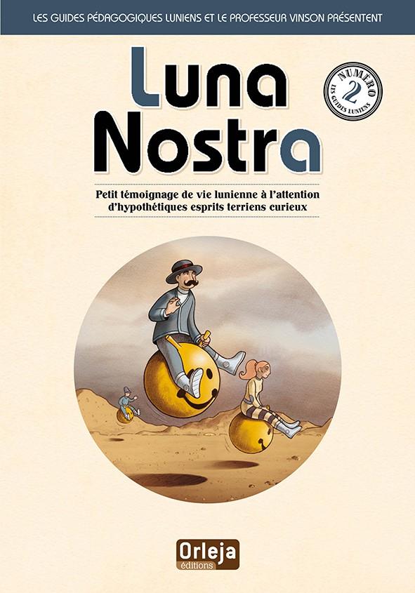 Couverture de Luna Nostra -2- Luna Nostra - tome 2