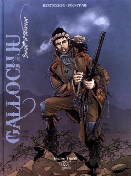 Couverture de Gallochju, bandit d'honneur