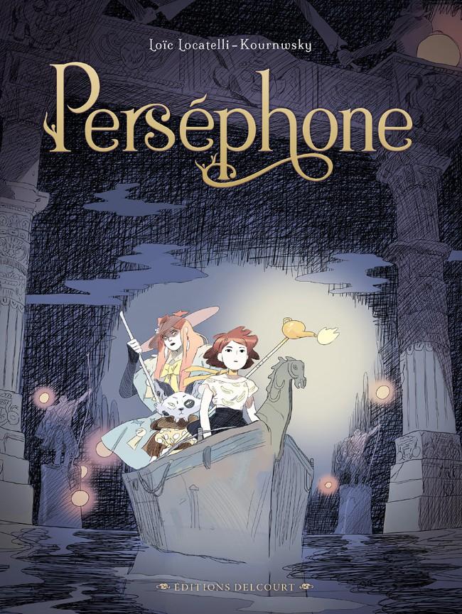 Couverture de Perséphone