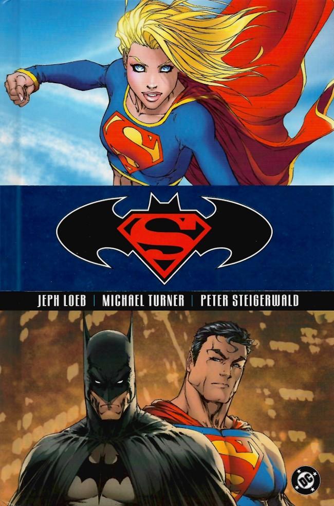 Couverture de Superman/Batman (2003) -INT02- Supergirl