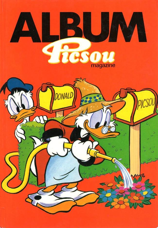 Couverture de Picsou Magazine -Rec T- (1re série) Recueil T (n° 168 à 171)