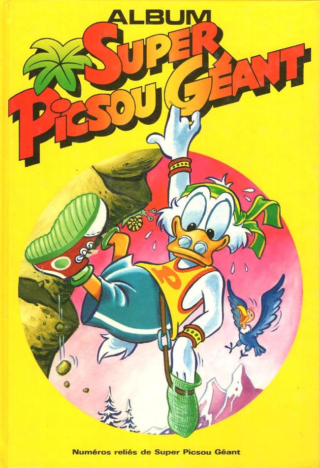 Couverture de Super Picsou Géant -REC7- Album n°7 (n° 22-23)