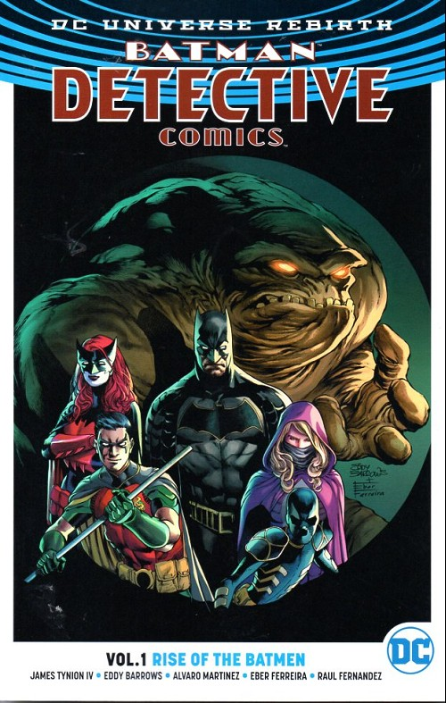 Couverture de Detective Comics (1937) -INT01- Vol. 1-Rise of the Batmen