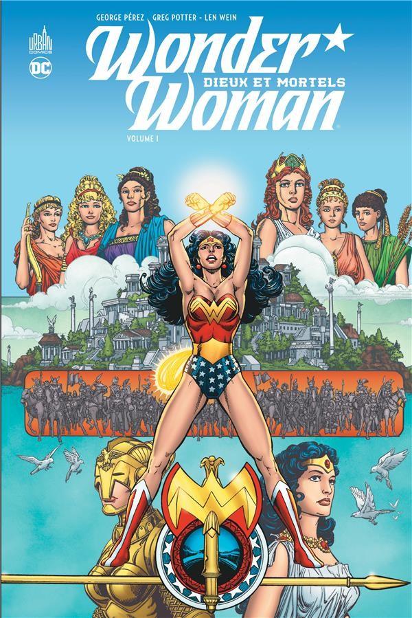Wonder Woman - Dieux et Mortels - 02 Tomes