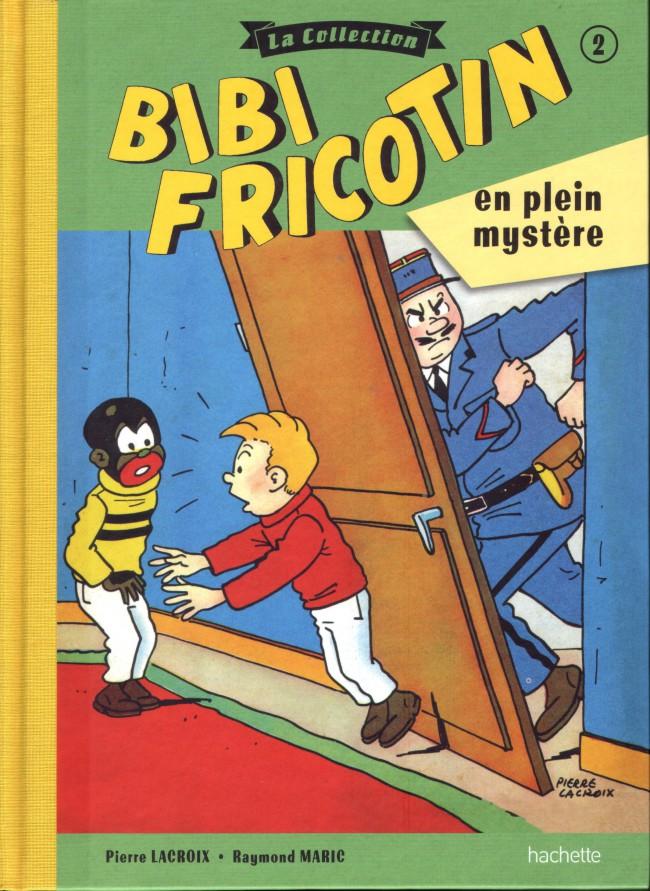 Couverture de Bibi Fricotin (Hachette - la collection) -2- Bibi Fricotin en plein mystère