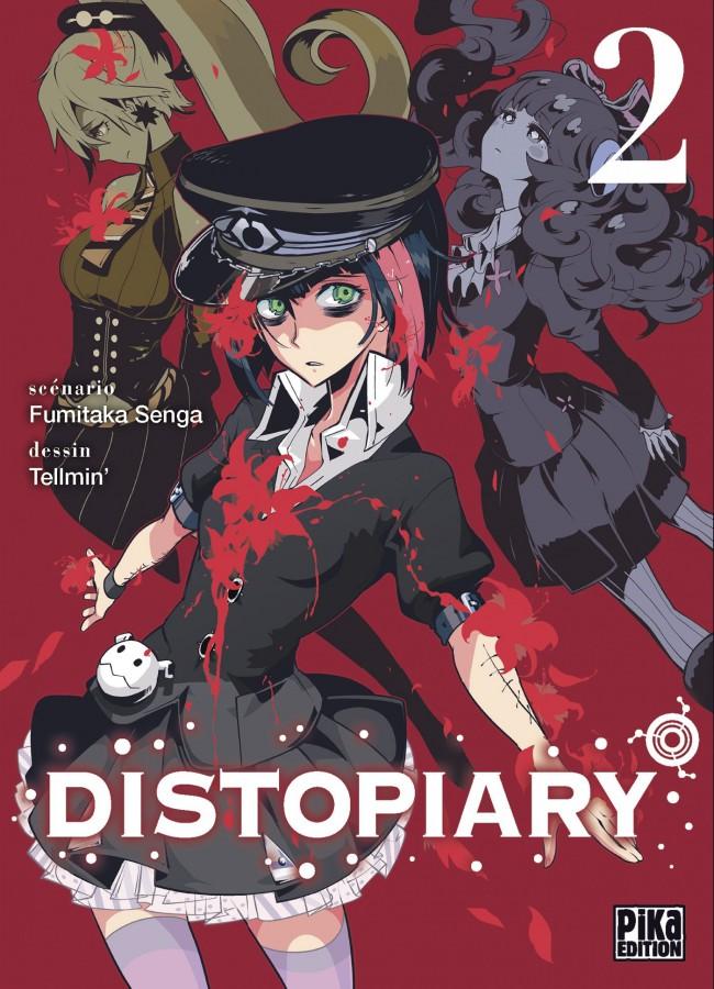 Couverture de Distopiary -2- Tome 2