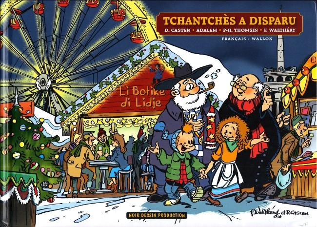 """Résultat de recherche d'images pour """"« Tchantchès a disparu » bd photos"""""""