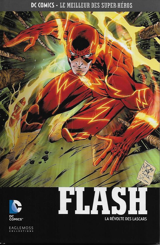 Couverture de DC Comics - Le Meilleur des Super-Héros -43- Flash - La révolte des Lascars