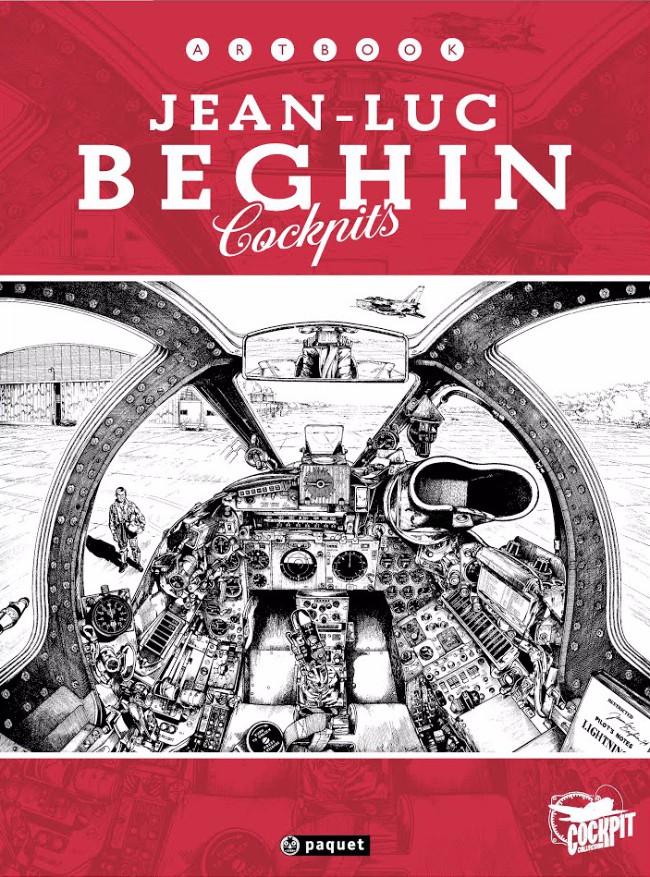 Couverture de (AUT) Béghin - Cockpits - Artbook
