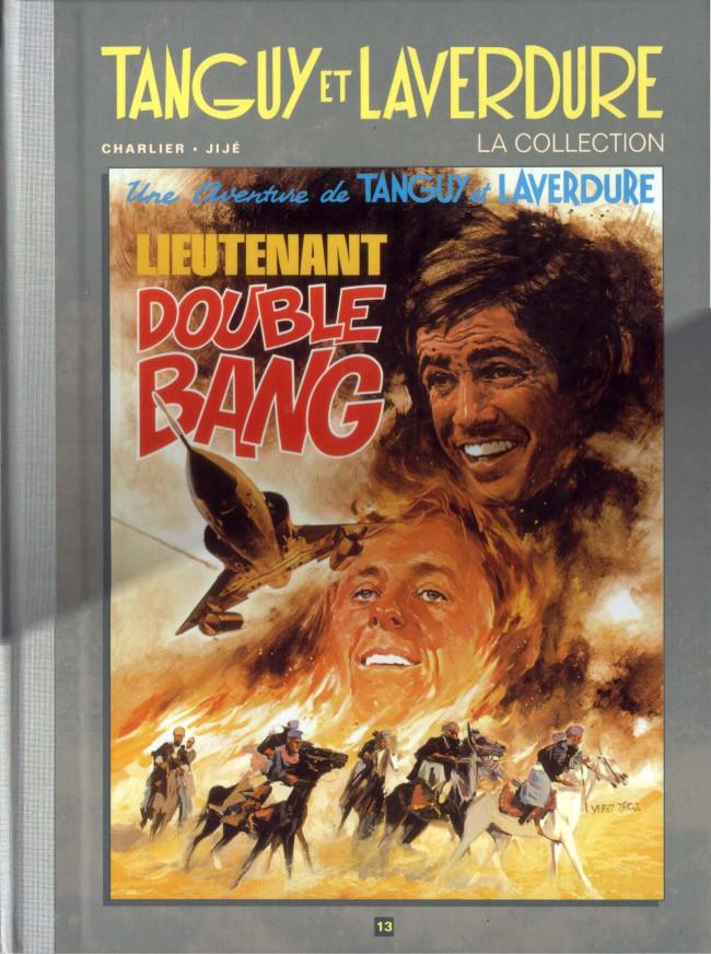 Couverture de Tanguy et Laverdure - La Collection (Hachette) -13- Lieutenant