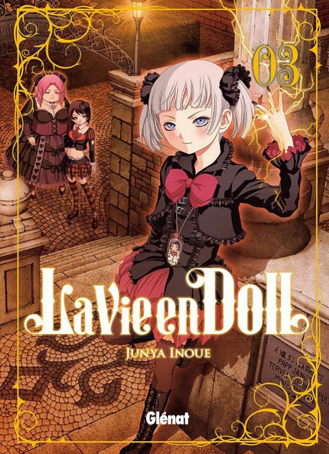 Couverture de La vie en Doll -3- Tome 3