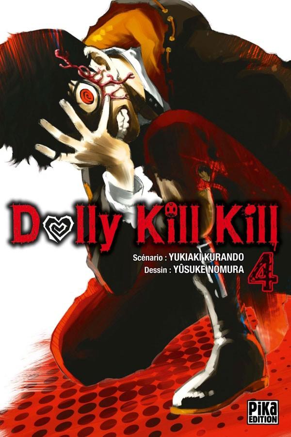 Couverture de Dolly Kill Kill -4- Tome 4