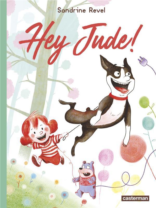 Couverture de Hey Jude !
