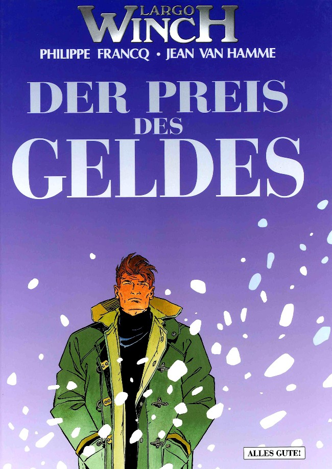 Alles Gute Largo Winch 6