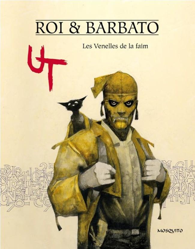 Couverture de Ut (Barbato/Roi) -1- Les Venelles de la faim