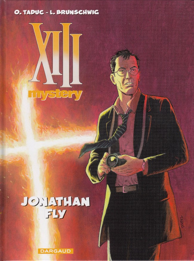 Couverture de XIII Mystery -11- Jonathan Fly
