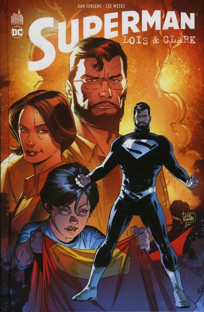 Couverture de Superman - Lois & Clark