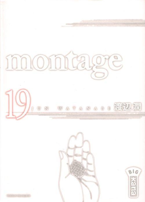Couverture de Montage -19- Tome 19