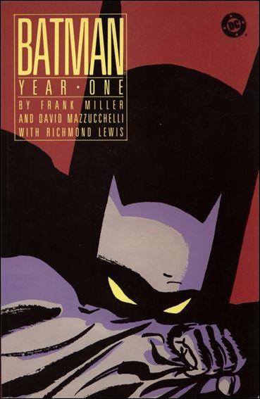 Couverture de Batman Vol.1 (DC Comics - 1940) -INT- Year One