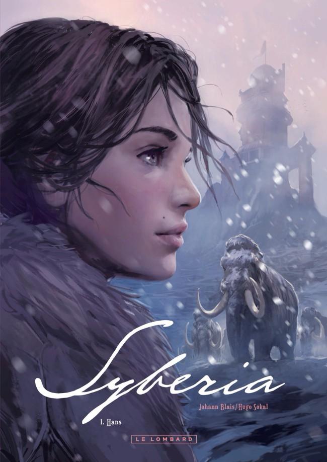 Couverture de Syberia -1- Hans